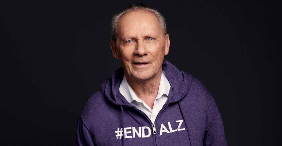 Living with Alzheimer's, legendary former MLB player and baseball coach Bud Harrelson hopes to help strike out the disease as an #ENDALZ Champion.
