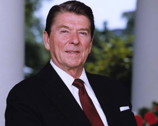 President Reagan's diagnosis announced